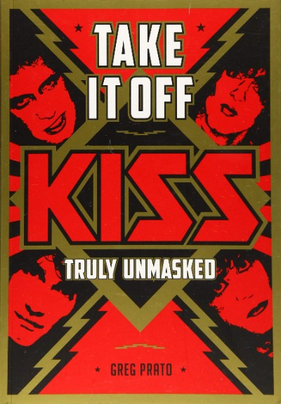 Kiss Book Cover - Edited
